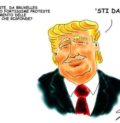 Trump e i dazi 2